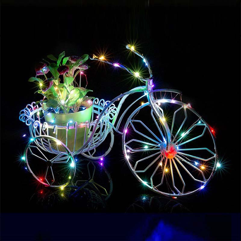 Clearance Sale 5pcs 3M 5M Copper Wire LED String Lights