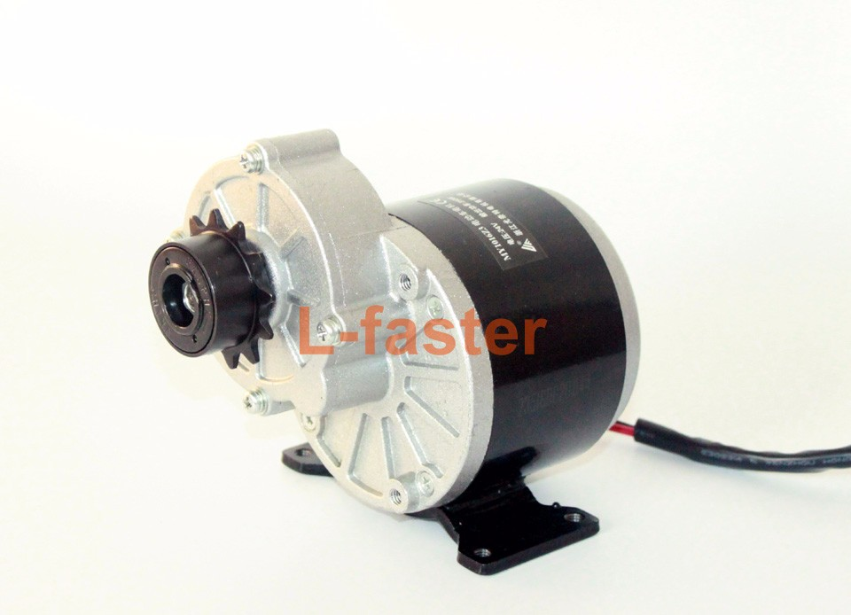 electric bicycle 350W brush motor -1-a