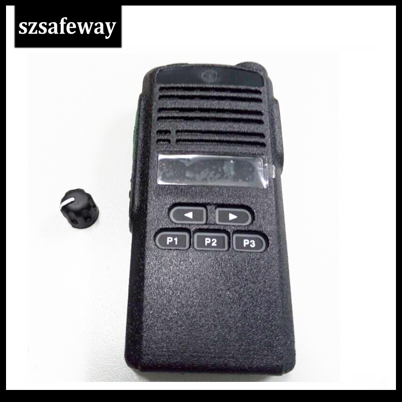 10set/LOT Two Way Radio Housing Case Cover For Motorola EP350 With Keyboard Limited Two Way Radio Accessories Free Shipping