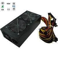 Wholesales 1800w PSU Mining Power Supply Pc Bitcoin Miner R9 380 390 RX 470 480 RX