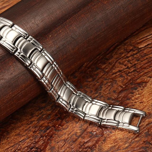 Купить welmag двухрядные элементы здравоохранения магнитный браслет