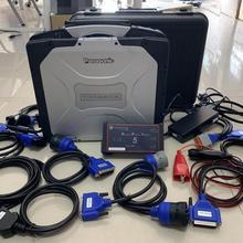 DPA5 Dearborn Protocol Adapter 5 дизельный тяжелый грузовик диагностический инструмент программное обеспечение установлен в ноутбуке cf30 грузовик экран полный набор