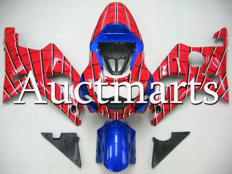 For Suzuki GSX-R 1000 2000 2001 2002 ABS Plastic motorcycle Fairing Kit Bodywork GSXR1000 00 01 02 GSXR 1000 GSX 1000R K2 CB18