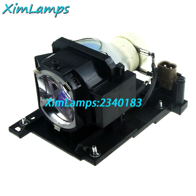 Replacement projector lamp with Body DT01021 for Hitachi CP-X2010N / CP-X2510 / CP-X2510E / CP-X2510EN / CP-X2510N / CP-X3010 compatible lamp dt01021 for cp wx3011n cp wx3014wn cp x2010 x2010n x2011n cp x2510n x2510e x2510z x2514wn hcp 360x happybate