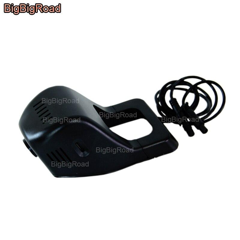 BigBigRoad For vw volkswagen Golf 6 7 mk5 Scirocco Routan lavida Bora mk4 Sagitar Car Wifi DVR Video Recorder Dashcam Black Box стоимость