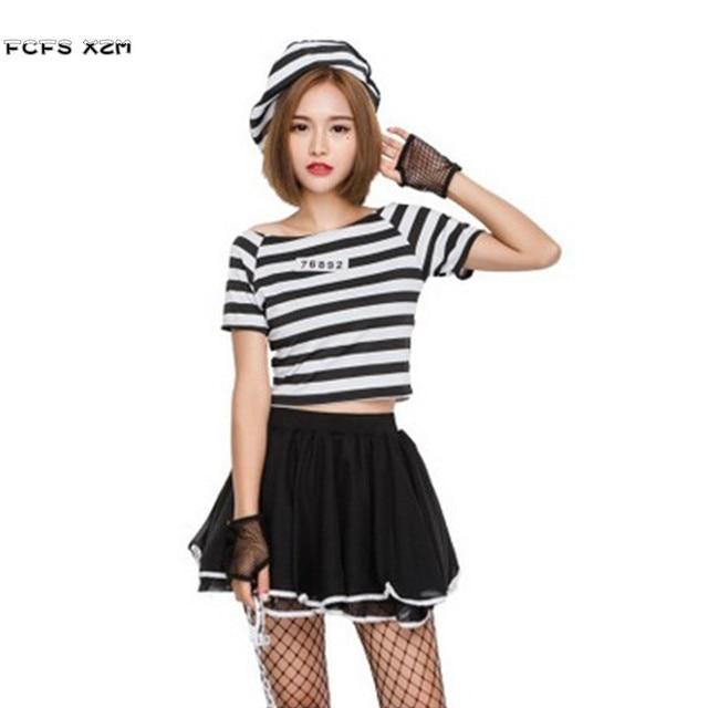 Sexy Prison Dress