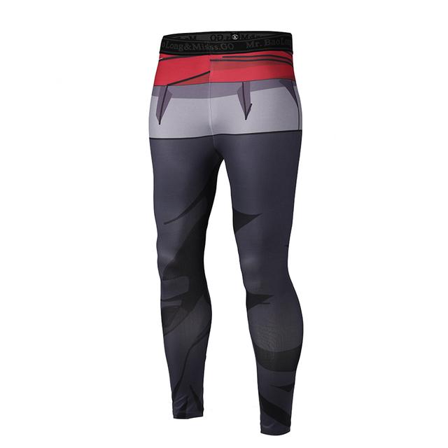 Fitness Quick Dry Pants Cosplay  Skinny Leggings