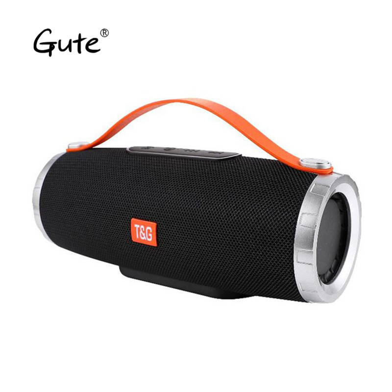⑤Gute fabric outdoor portable belt tape subwoofer bass waterproof ...