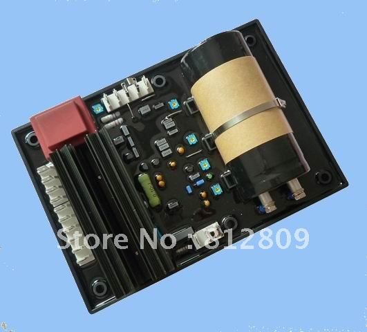 R448  brushless generator parts avr voltage regulator  high quality high quality generator alternator automatic voltage regulator avr r230