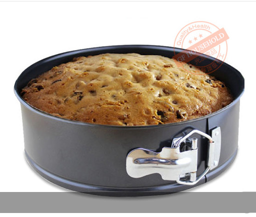 7 inch cake pan removable chassis Springform Pans Chocolate Cake Bake Mould Bakeware Kitchen Accessories Baking