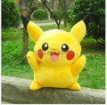 Pokemon Pikachu 20cm Plush Doll 8 inch Toy one set/ 6 pieces toys gift w4675