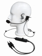 NEW in ear type aviation headset L 1 Super Light Weight   Quiet as ANR! in ear type pilot headset, light weight aviation headset