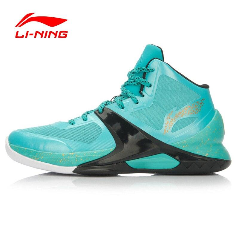 Li-Ning Men Wade Professional Basketball Shoes Cushioning Breathable Lace-Up Sneakers Sport Shoes Li-Ning ABAL013 XYL061