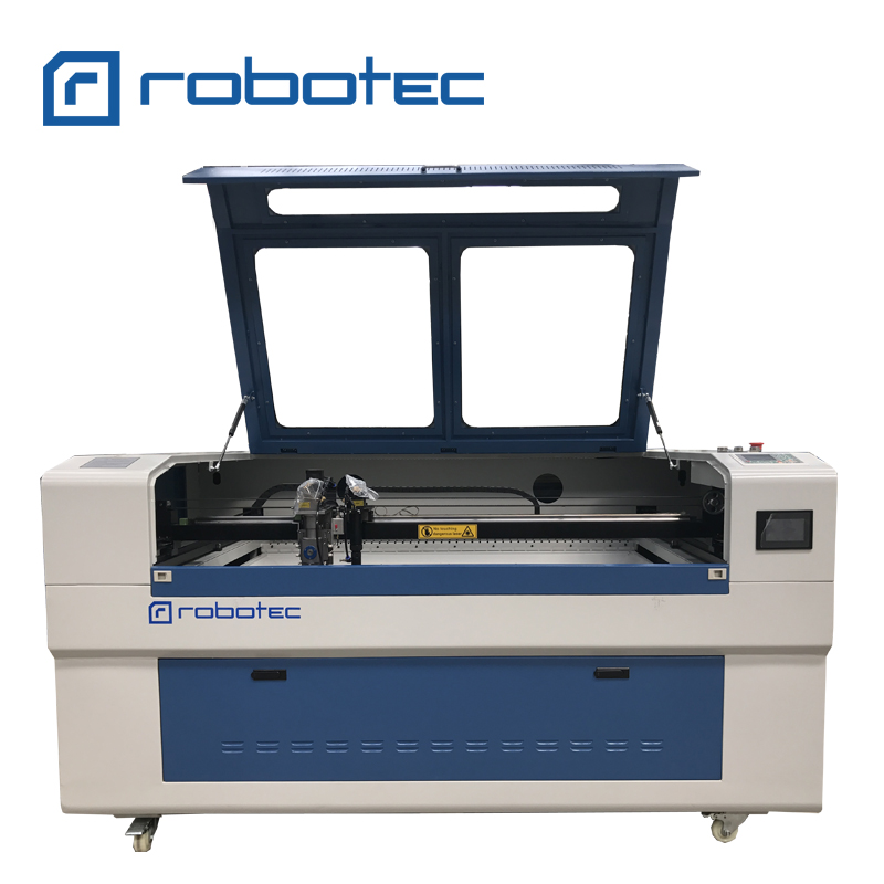 High Acuracy Double Heads Co2 Metal Laser Engraving Cutting Machine For Metal And Non-metal Steel Wood Laser Cutter 1390