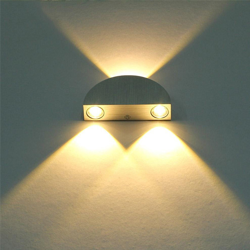 3W LED Indoor Wall Lamp Brand New home decoration deiling light AC85-265V Modern wall lights for indoor foyer free shipping