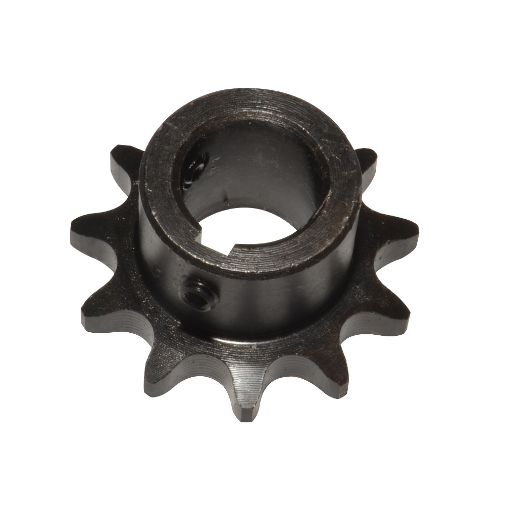 #40 08A Chain Sprocket 10 Teeth Bore 1/2 5/8 Pitch 1/2 with Keyway Inndustry Transmission GO Kart Roller Chain 40 sprocket 20 teeth bore 5 8 pitch 1 2 industry transmission drive gear 08a sprocket for go kart roller chain
