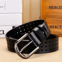 [DWTS] women belts cow genuine leather good quality alloy be