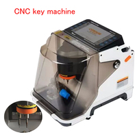 CNC Key Machine Automatic Key Cutting Machine Portable Key Duplicate Machine Key Copy Machine XC 007