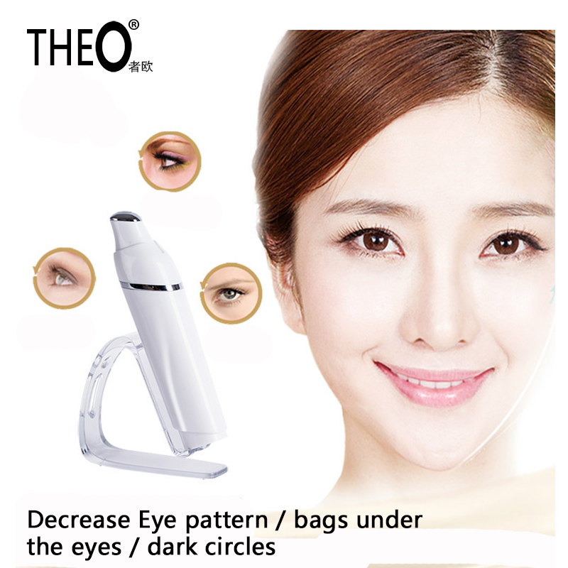 Theo Micro-vibration Massage Eye Care Machine Infrared Light Wave Eye Beauty Instrument Multifunctional Protable Tools HQT-1506 vibration type pneumatic sanding machine rectangle grinding machine sand vibration machine polishing machine 70x100mm