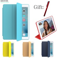 9 7 Inch Original 1 1 Magnetic Filp Smart Stand Cover Leather Cases For IPad Air