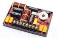 HI-FI 2 way divisor de frequência crossover tweeter/Médios/woofer 120 W 4-8 ohm para falante Kasun Fase KTV Speaker terminal de Cobre