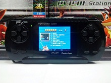"8Bit PVP Station Light Video Game Console with 2000+ Games, 2.7"" LCD screen,"
