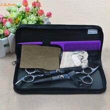 New Professional Stainless Hairdressing Scissors Set Kit Barber Hair Thinning