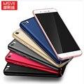 Msvii originais da marca para xiaomi mi mi 5 5S mi5s plus phone case silicone scrub capa silm luxo rígido pc fosco volta