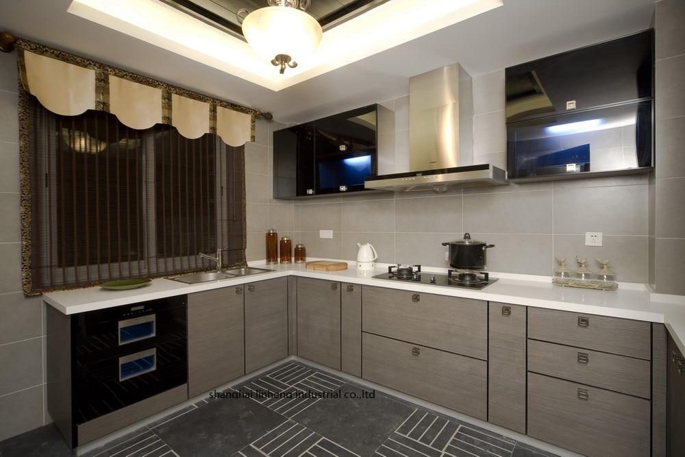 melamine/mfc kitchen cabinets(LH-ME068) melamine mfc kitchen cabinets lh me062