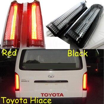 Hiace taillight,2005~2015year,LED,Free ship!Prado,cruiser,vios,corolla,camry,Hiace,tundra,sienna,yaris;Hiace rear lamp