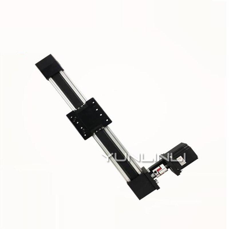 Feiwan TBD40 Synchronous Belt Slide Table Module Aluminum Profile Linear Electric Slide Table Step Servo Motor High Speed FWTBD