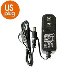 """Image 3 - 12V 1A AC 100 V 240 V ממיר מתאם DC 12V 1A1000mA CE סטנדרטי אספקת חשמל האיחוד האירופי בריטניה AU ארה""""ב Plug 5.5mm x 2.1mm עבור טלוויזיה במעגל סגור מצלמה"""