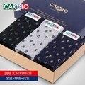 Cartelo бренд Сексуальные Мужские Underwear Боксер Стволы Пижамы Высокое Качество Марка Man Underwear Боксер Шорты мода Дизайн