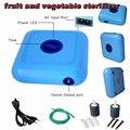 Dropshipping portátil Gerador De Ozônio 500 mg/Esterilizador para Purificação Do Ar/Preparação de alimentos ozonizador ar e da água