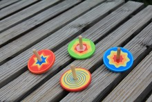 Toys/ Spinning Top, Classic