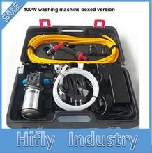 100W 220V Adapter 12V High Pressure Car Washing Portable Washing Machine Electric Car Washer
