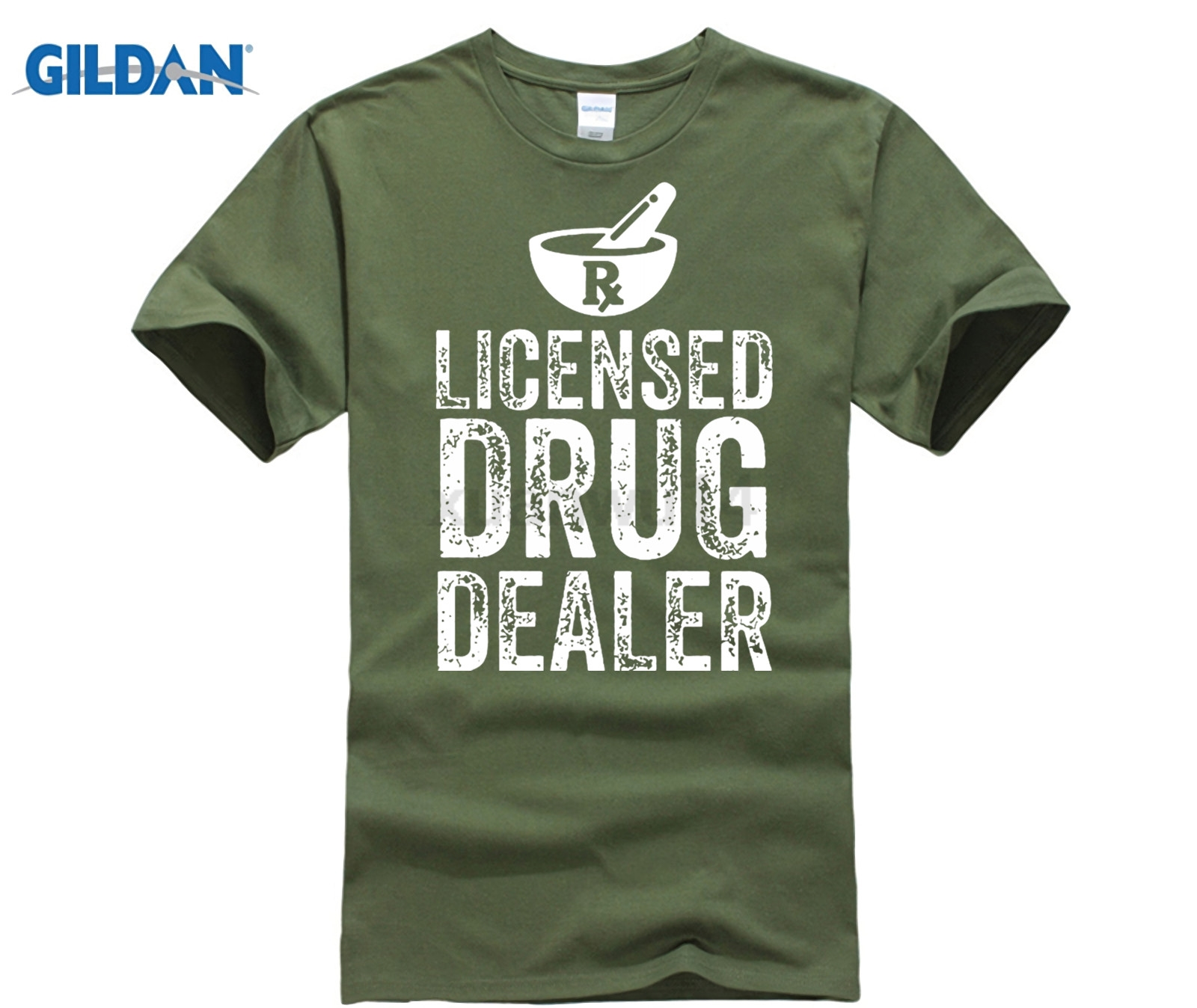 2019 Hot Sale Fashion Licensed Dealer - Funny Pharmacist Pharmacy T-Shirt Printed 3d T Shirt Cool Top Fashion