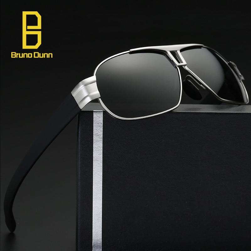 bd5095b1e3 2017 clásico polarizado Gafas de sol hombres marca diseñador HD gafas de  Eyewear integrado Sol gafas UV400 oculos polarizado