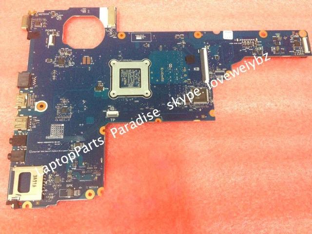 Envío libre 688278-501 para hp compaq cq58 1000 2000 serise portátil placa base con amd e1-1200
