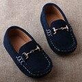 2017 crianças de couro genuíno shoes meninos da criança do bebê sneakers crianças shoes meninos preguiçosos flat shoes running shoes para meninos