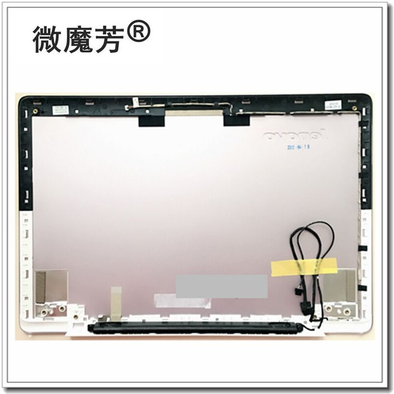 NEW <font><b>LCD</b></font> top cover case for <font><b>Lenovo</b></font> <font><b>U310</b></font> <font><b>LCD</b></font> BACK COVER pink image
