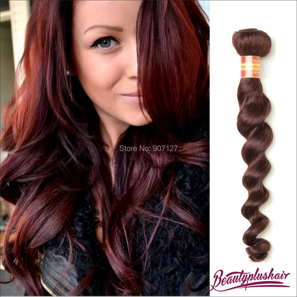 100 burgundy weave hairstyles long curly sew in hairstyle wine stick picture more detailed picture about brazilian remy pmusecretfo Choice Image