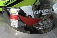 Marushin Visor Full Face Motorbike Helemts Visor Marushin 999 222 888 778 Clear And Black