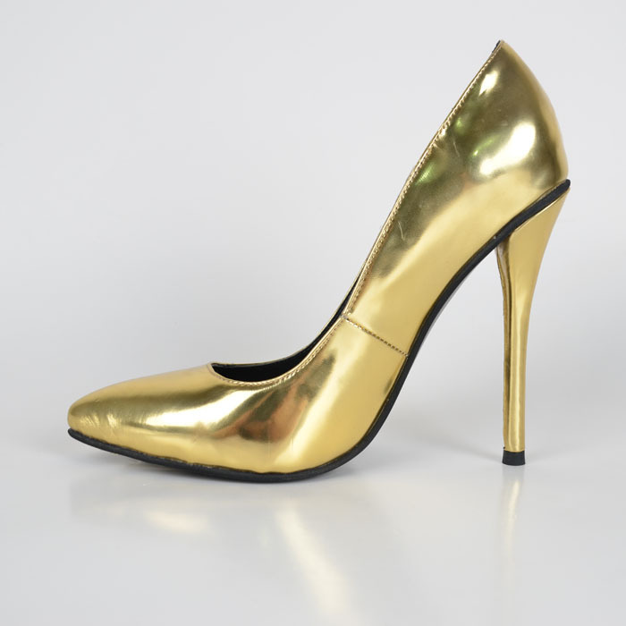 Compare Prices on Cheap Gold Pumps- Online Shopping/Buy Low Price