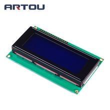 1PCS LCD Board 2004 20*4 LCD 20X4 5V Blue Screen LCD2004 display LCD module LCD 2004