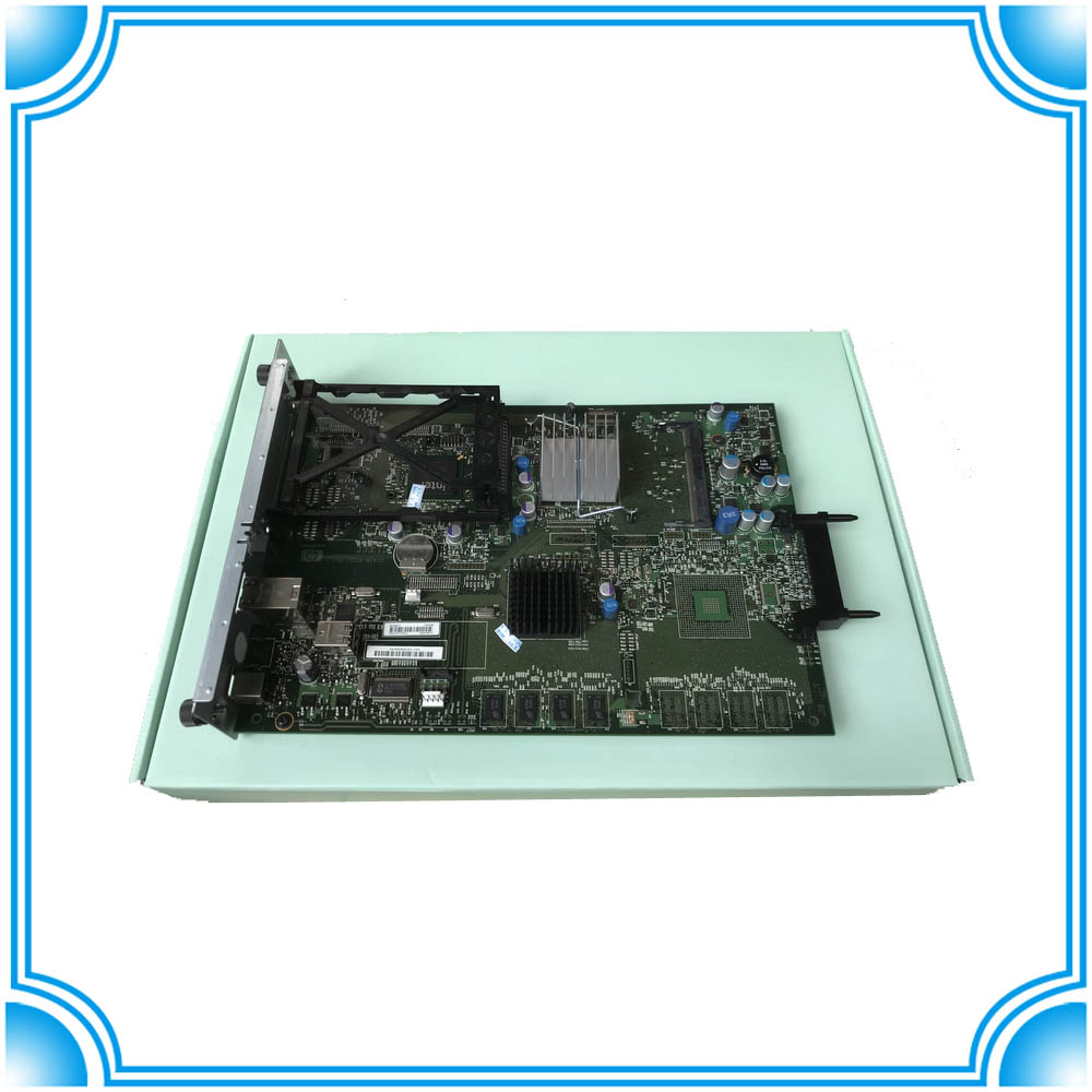 CC493-69001 CC440-60001 Formatter Board For HP CP4025 CP4025N CP 4025 4025N logic Main Board MainBoard mother boardCC493-69001 CC440-60001 Formatter Board For HP CP4025 CP4025N CP 4025 4025N logic Main Board MainBoard mother board