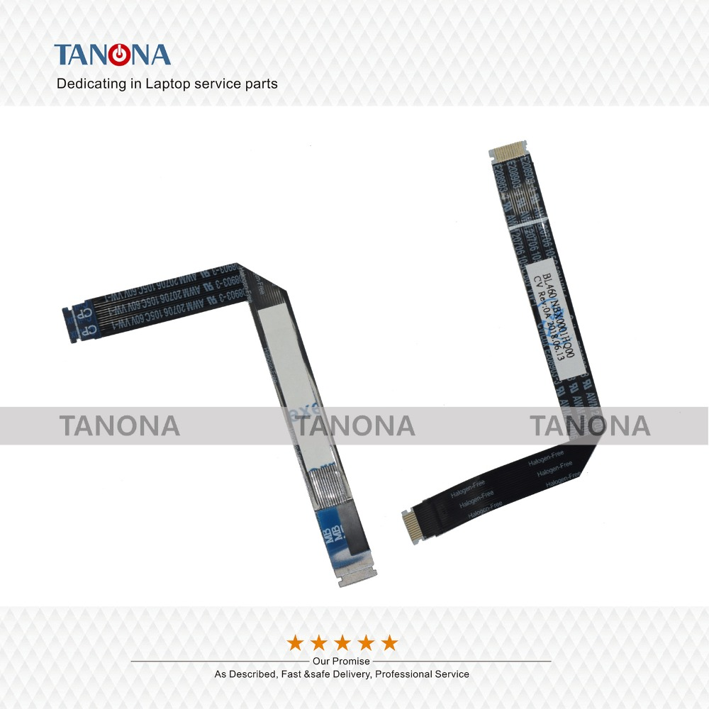 オリジナル新レノボ ThinkPad L460 NBX0001HQ00 L470 タッチパッド Clickpad トラックパッドワイヤーケーブルラインリボン