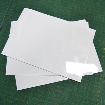 Fridge Magnetic White Board Flexible Magnets Whiteboard Waterproof Kids Drawing Message Board Refrigerator Memo Writing Pad