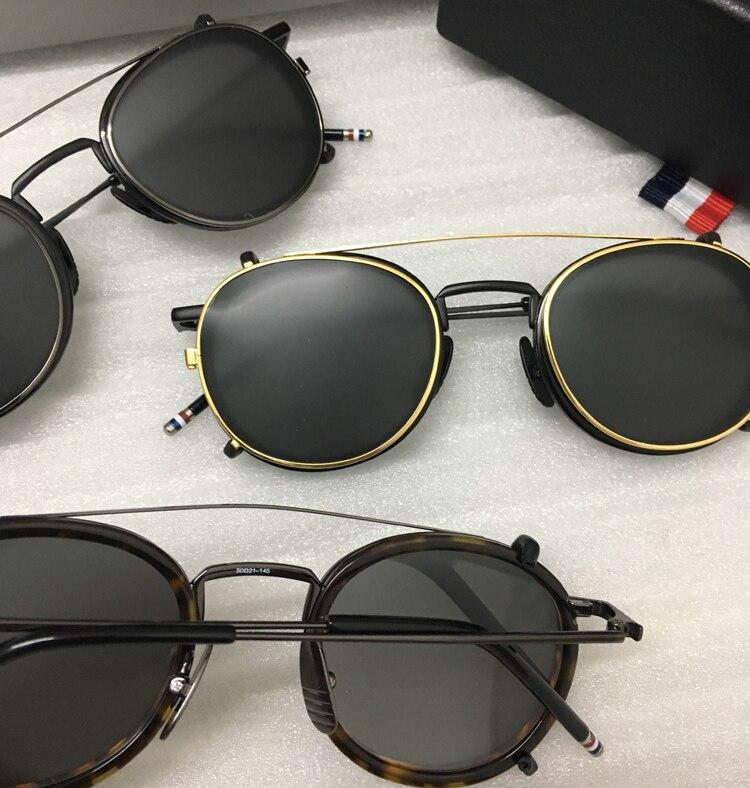 Nueva York marcos de anteojos o gafas de sol hombres mujeres óptico ...