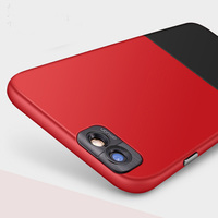 AIXUAN Cool Hit Color Case For IPhone 6 Splice 2 In 1 Hard Cover For IPhone